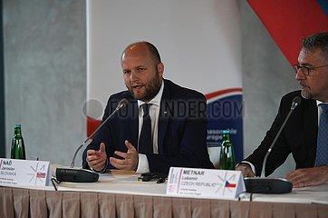 CZECH REPUBLIC-PRAGUE-V4-MEETING