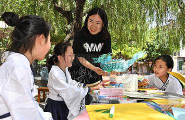CHINA-Drachenboot-Festival (CN)