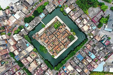 CHINA-GUANGDONG-DONGGUAN-Village FESTUNGS (CN) CHINA-GUANGDONG-DONGGUAN-Village FESTUNGS (CN) CHINA-GUANGDONG-DONGGUAN-Village FESTUNGS (CN)