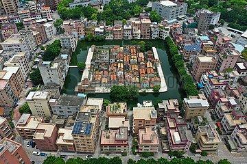CHINA-GUANGDONG-DONGGUAN-Village FESTUNGS (CN)