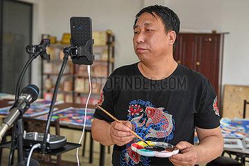 CHINA-JILIN-lishu-BAUER Werk (CN) CHINA-JILIN-lishu-BAUER ANSTRICH (CN)
