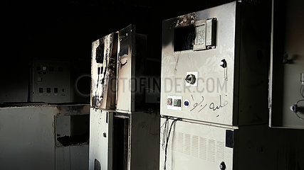 LIBYA-TRIPOLI-POWER BLACKOUTS