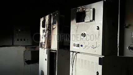 LIBYEN-TRIPOLIS-Stromausfälle