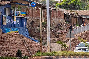 Rwanda-KIGALI-COVID-19-LOCKDOWN