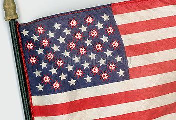 Coronakrise in den USA  Symbolbild