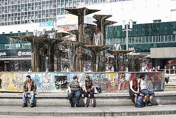 DEUTSCHLAND-BERLIN-COVID-19-CONTACT BESCHRäNKUNGEN-HEBEN