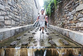 # CHINA-Drachenbootfest-Ferien Tourismus (CN)