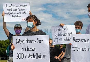 München: N-Wort Stoppen