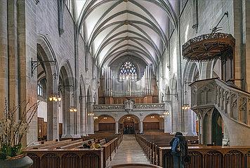 Orgel des Frauenmuenster