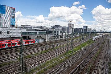 Schienenverkehr in München