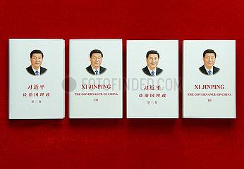 CHINA-XI JINPING-BOOK-PUBLISHING(CN)