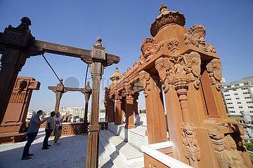 EGYPT-CAIRO-BARON EMPAIN PALACE-REOPENING