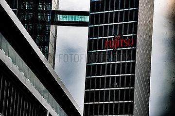 Fujitsu Hochhaus