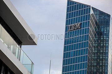 IBM Wolkenkratzer in München