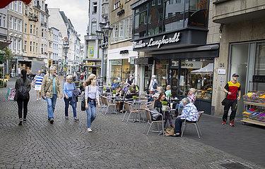Innenstadt von Bonn