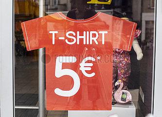 Sonderangebot T-Shirt