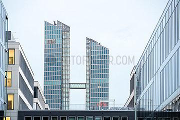 IBM - Fujitsu Wolkenkratzer in München