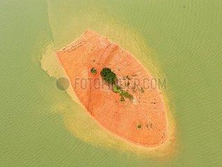 CHINA-FUJIAN-GUTIAN-CUIPING LAKE-SCENERY (CN)