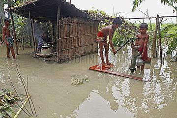 BANGLADESH-Jamalpur-FLUT