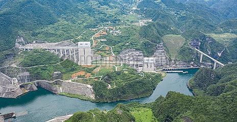 CHINA-GUIZHOU-Yuqing-GOUPITAN WASSERKRAFTWERK-NAVIGATION PROJECT (CN)