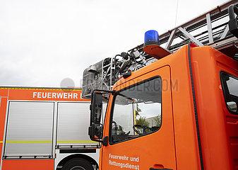 Feuerwehr Flotte