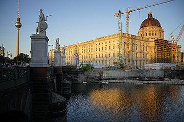 Berliner Stadtschloss/ Humboldtforum
