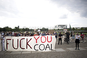 Fridays for Future - Fuck You Coal