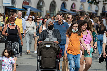 Shopping und Kosum in München