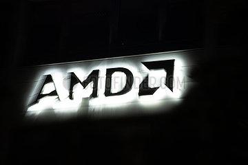 AMD Standort bei München