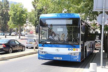 Zypern-NICOSIA-PUBLIC TRANSPORT-CHINA-BUSSE Zypern-NICOSIA-PUBLIC TRANSPORT-CHINA-BUSSE