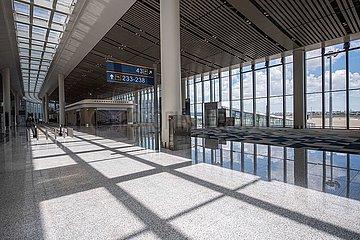 CHINA-HAIKOU-Flughafenausbau PROJECT (CN)