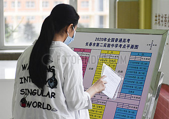 CHINA-COLLEGE ZULASSUNGSPRÜFUNG-ZUBEREITUNG (CN)