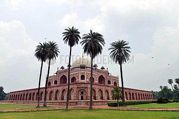INDIEN-NEW DELHI-Grab von Humayun-WIEDERERöFFNUNG