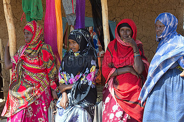 Hobyo Kebele  Somali Region  Aethiopien - Mikrofinanz-Projekt OWDA