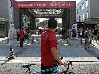 CHINA-NATIONAL COLLEGE ENTRANCE EXAM-BEGINNING (CN)