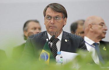 BRAZIL-PRESIDENT-COVID-19-POSITIVE