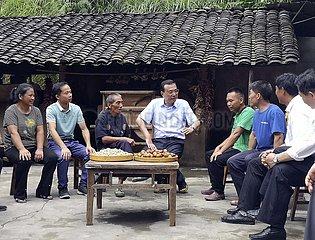CHINA-GUIZHOU-LI Keqiang-Inspektionstour (CN) CHINA-GUIZHOU-LI Keqiang-Inspektionstour (CN)