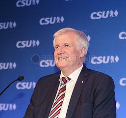 CSU Wahlniederlage