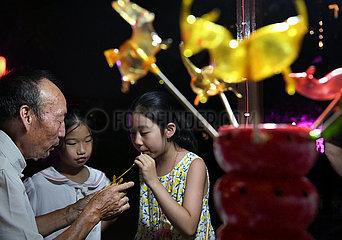 CHINA-HENAN-LUOYANG-NACHT ECONOMY (CN)