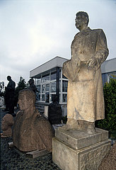 Stalin-Denkmal  Sammlung  Gundelfingen  1993