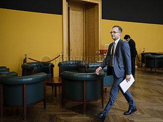 BM Maas bei Sitzung des Sicherheitsrats der Vereinten Nationen