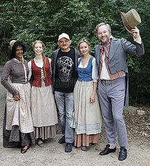TV-Produktion Das Maerchen vom goldenen Taler
