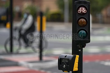 BRITAIN-MANCHESTER-CYCLOPS JUNCTION