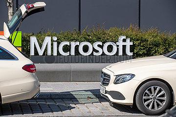 Microsoft Zentrale