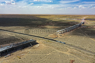 CHINA-NINGXIA-DESERT HIGHWAY CONSTRUCTION (CN)