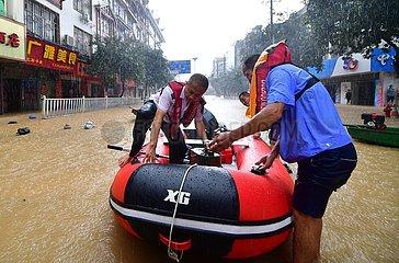 CHINA-GUANGXI-RONGSHUI-FLOOD-RESCUE (CN)