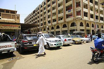 SUDAN-KHARTOUM-COVID-19-EASING