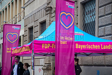 Christopher Street Day ( Pride ) in München