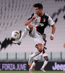 (SP) ITALY-TURIN-FOOTBALL-SERIE A-JUVENTUS VS ATALANTA (SP) ITALY-TURIN-FOOTBALL-SERIE A-JUVENTUS VS ATALANTA