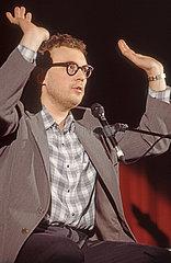 Josef Hader  Kabarettist  Wien  1995